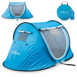 Abco Sports Popup Tent For Backpackers